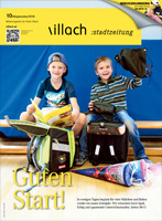 Cover Stadtzeitung Nr. 10/2018
