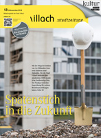 Cover Stadtzeitung Nr. 13/2018