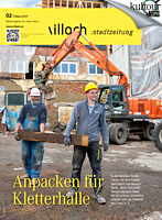 Cover Stadtzeitung Nr. 02/2017
