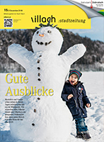 Cover Stadtzeitung Nr. 15/2018