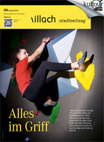 Cover Stadtzeitung Nr. 04/2018