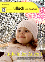 Cover Stadtzeitung Nr. 14/2016