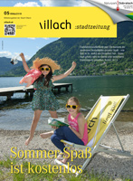 Cover Stadtzeitung Nr. 05/2018