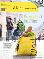 Cover Stadtzeitung Nr. 03/2018