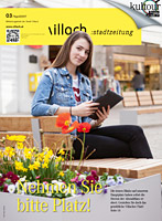 Cover Stadtzeitung Nr. 03/2017