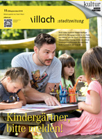 Cover Stadtzeitung Nr. 11/2018