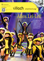 Cover Stadtzeitung Nr. 01/2017