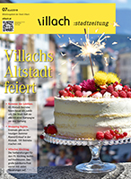 Cover Stadtzeitung Nr. 07/2018